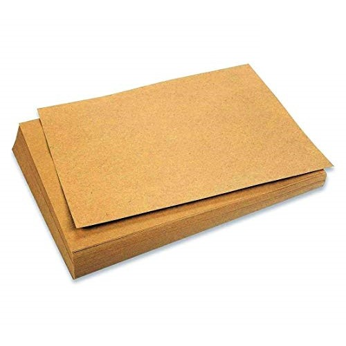 "Крафт картон - 5"" х 7"" Kraftstax - 5"" х 7"", 280гр. - 1бр."