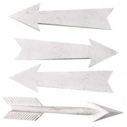 Комплект от резин декоративни елементи - стрелки - Arrows Resin