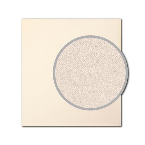 "Комплект от 5 бр. картони с релеф - 12""х12"" - Cardstock (305х310mm - 280gsm) Eggshell, Cream (5 Sheet Set)"