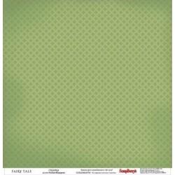 """Двустранен дизайнерски картон - Double-sided paper 12""""*12"""" 180 g/m, Fairy Tale, Story of Magic"""