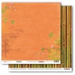 "Дизайнерски листи - 12""х 12"" - Тропик - Paper Collection Set 12""*12"" Tropics 190 gsm (14 double-sided sheets, 14 designs, 2 units of each sheet)"