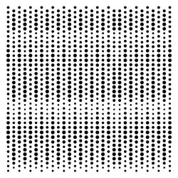 Текстурен стенсил за микс медиа - Stencil Matrix 15,2*15,2cm thickness 0,15mm