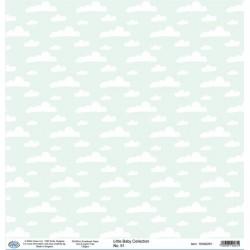 Дизайнерски картон 30x30cm 190gr - Little Baby Collection 61
