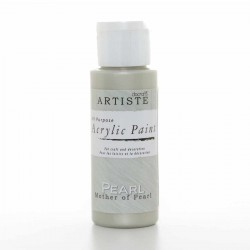 2OZ SPECIALITY PEARLESCENT PAINT - MOTHER OF PEARL - Перлена боя