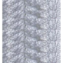 Лист A4 ангелски коси - сребро
