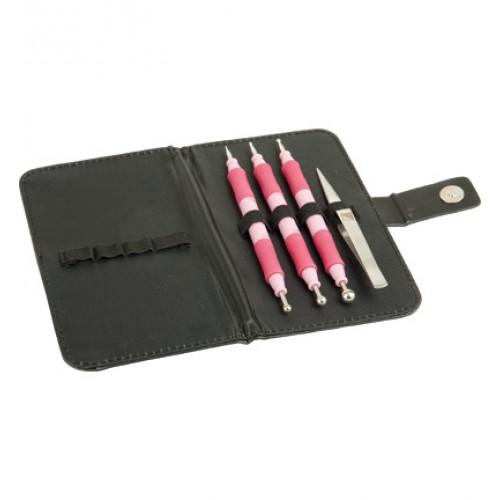 Комплект инструменти за направата на цветя - Joy Crafts - Flower Shaping Tools-Tool Kit 4p