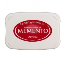 Бързосъхнещо мастило - Memento Ink Pad - Lady Bug