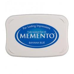 Бързосъхнещо мастило - Memento Ink Pad - Bahama Blue