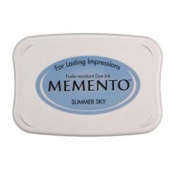 Бързосъхнещо мастило - Memento Ink Pad - Summer Sky