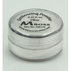 Фина ембосинг пудра - прозрачна - Mboss - Embossing Powder Clear