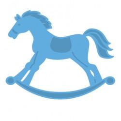 Универсална щанца за рязане - Marianne Design - Creatable Rocking horse