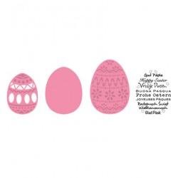 Универсална щанца за рязане + печат - Marianne Design - Collectable Easter