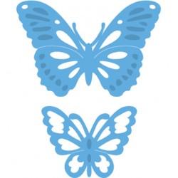 Универсална щанца за изрязване - Marianne Design - Creatable Tiny's butterflies 1