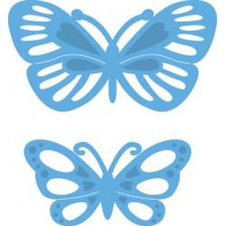 Универсална щанца за изрязване - Marianne Design - Creatable Tiny's butterflies 2
