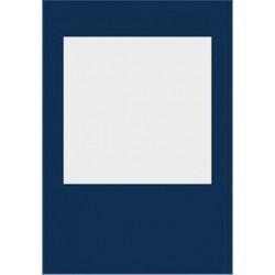 Основа за картичка и плик за шейкър картичка - квадрат