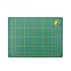 Самовъзстановяваще се подложка за рязане - Hobby Crafting Fun - Cutting mat, Green, 220x300x2mm