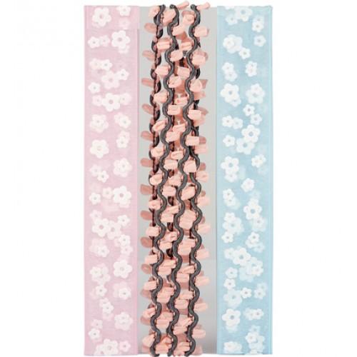 Комплект от панделки 3 х 90см - Ribbon set 3x90cm