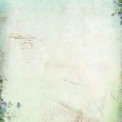 Двустранен дизайнерски лист А4, 170гр. Прованс - Studio Light - Achtergrondpapier - la Provence - BASISLP197