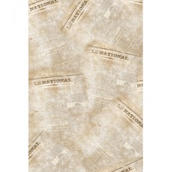Хартия за декупаж - 40 х 60см - Tres Chic Paper Patch 2 vel 1 design nr.11