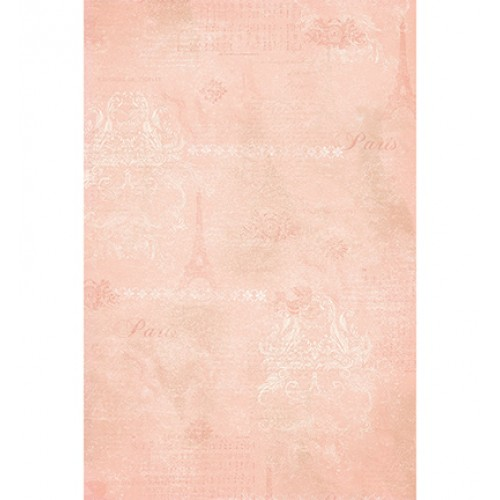 Хартия за декупаж - 40 х 60см - Tres Chic Paper Patch 2 vel 1 design nr.12