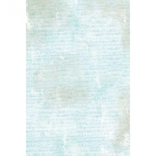 Хартия за декупаж - 40 х 60см - Shabby Chic Paper Patch 2 vel 1 design nr.1