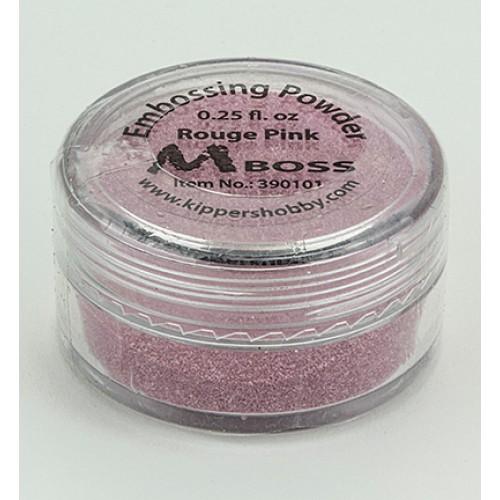 Пепел от рози - ембосинг пудра - Mboss embossing Powder Rouge Pink