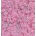 Натрошено кадифе - розово с брокат - Sparkling Flocking Powder Pink