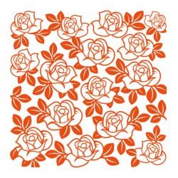 Папка за релеф с рози - Design folder - Roses