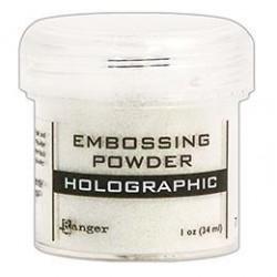 Фина ембосинг пудра - холограмна - Ranger - Embossing Powder Holographic, 17гр.
