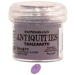 Фина ембосинг пудра - нежно лилаво - Ranger Embossing Powder - Antiquities - Tanzanite