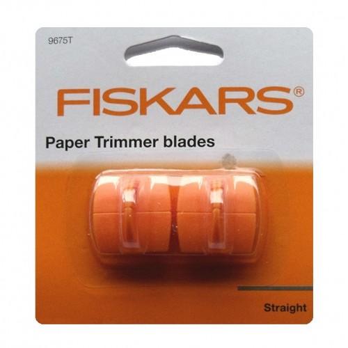 Комплект от 2 бр. резервни ножчета за тримери Fiskars - Replacement Blade