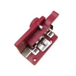 Машинка за квилинг - нарязване на квилинг лентичките на ресни