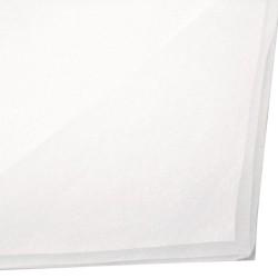 Бяла оризова хартия - 50x75 см - 1бр.