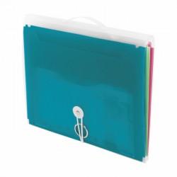 """Папка за съхрранение - Advantus - Waterfall Card File - 10.5"""" x 9.25"""" x 1.5"""""""