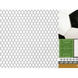 "Двустранен дизайнерски картон 12"" х 12"" - 150гр. - Kaiser craft - 12x12 Scrapbook Paper First Place single sheet"