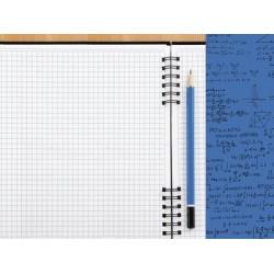 """Двустранен дизайнерски картон 12"""" х 12"""" - 150гр. - Kaiser craft - 2 Cool 4 School - Mathematics single sheet"""