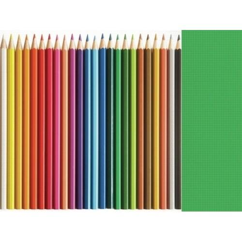 "Двустранен дизайнерски картон 12"" х 12"" - 150гр. - Kaiser craft - 2 Cool 4 School - Geography single sheet"