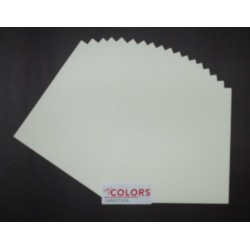 "Комплект от 18бр. картони 12"" х 12"" - 12x12 inch Muslin Cardstock Bundle 18pcs - 216гр."