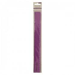 """Крафт линия 12"""" с метален накрайник  - Dovecraft 12 inch Craft Ruler"""