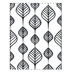 Ембосинг папка - Ultimate crafts - Embossing Folder - Screen of leaves