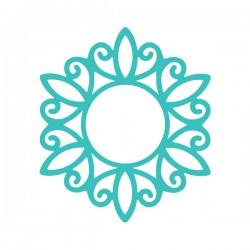 Шаблон за изрязван и релеф - Ultimate crafts - Decorative Emblem
