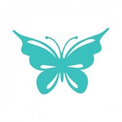 Шаблон за изрязван и релеф пеперуда - Ultimate crafts - Butterfly Freedom