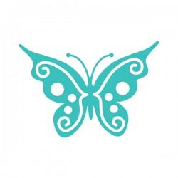 Шаблон за изрязван и релеф пеперуда - Ultimate crafts - Fancy Butterfly