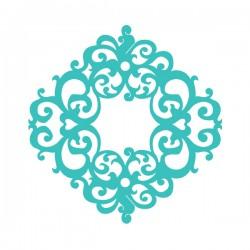 Шаблон за изрязван и релеф - Ultimate crafts - Baroque Ornament