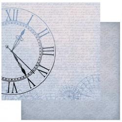 """Комплект от 5бр. двустранни дизайнерски листи 12"""" х 12"""" - 12 x 12"""" Timeless Garden"""