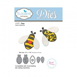Тънки метани щанци пчела - Bee Steel Cutting Die