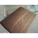 Ембосинг папка - Ultimate crafts - Embossing Folders-Imperfect Panels