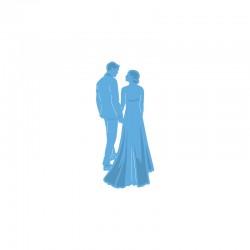 Универсална щанца на младоженци - Tinys Wedding