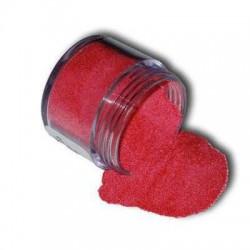 Червена фина ембосинг пудра - Crafty Impressions - Candy Red