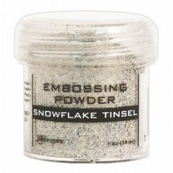 Ембосинг пудра - Ranger - Snowflake Embossing Tinsel